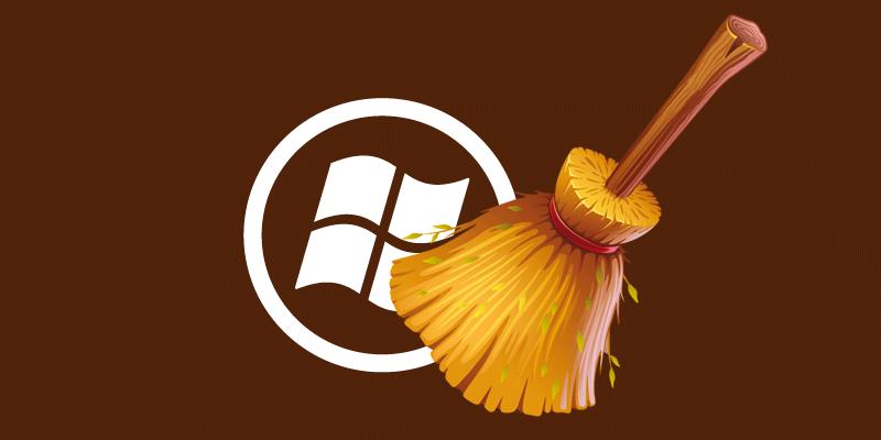 Clean Windows Temp Folder