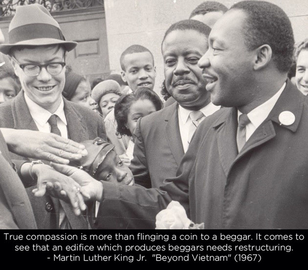 MLK Quotes: Beyond Vietnam (1967)