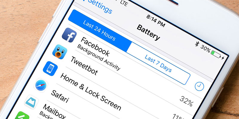 Enhance Your Mobile's Battery Life