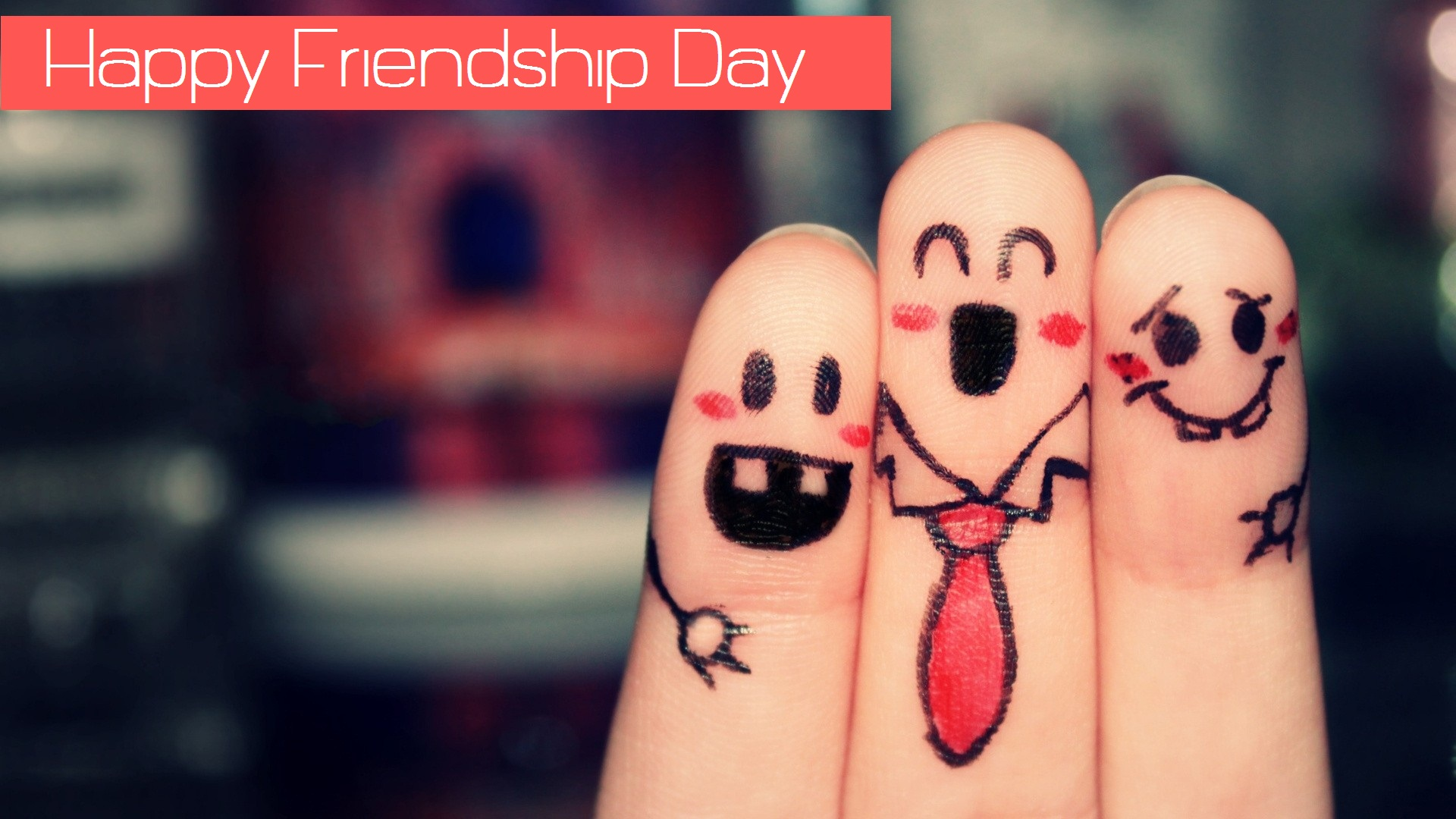 Happy Friendship Day HD Wallpapers Download