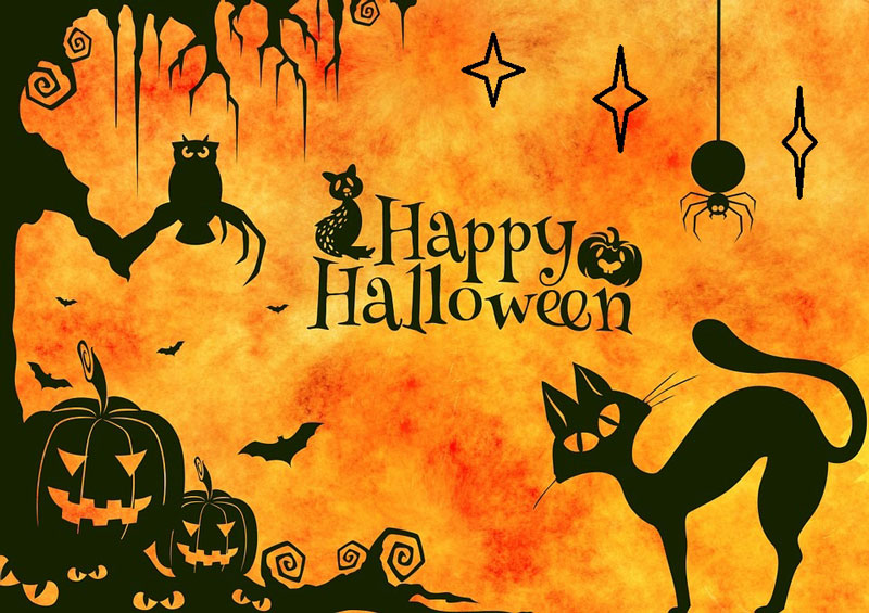 Halloween Wishes and Messages