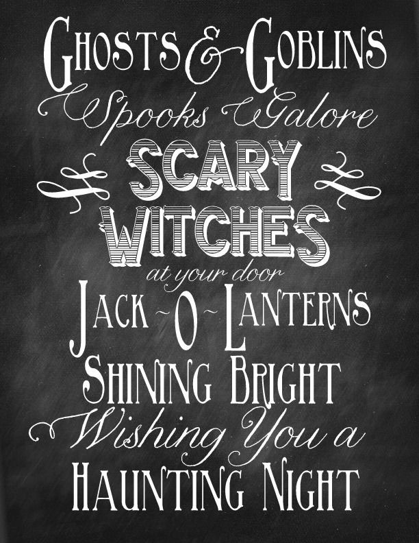 Scary Witches - Halloween Wishes