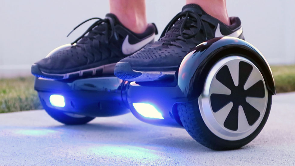 Best Self Balancing Scooters & Hoverboards