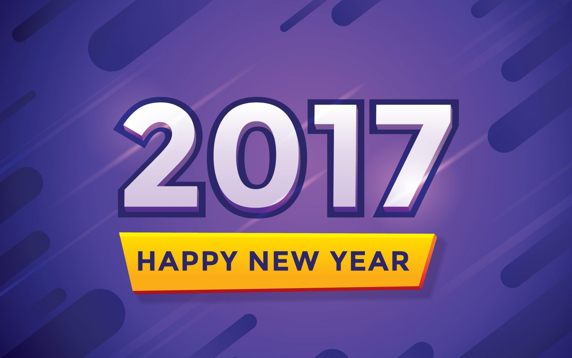 2017 Happy New Year Greetings