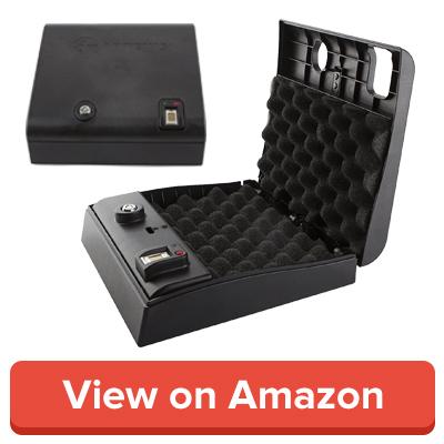 Artemis Biometric Gun Safe / Handgun Safe
