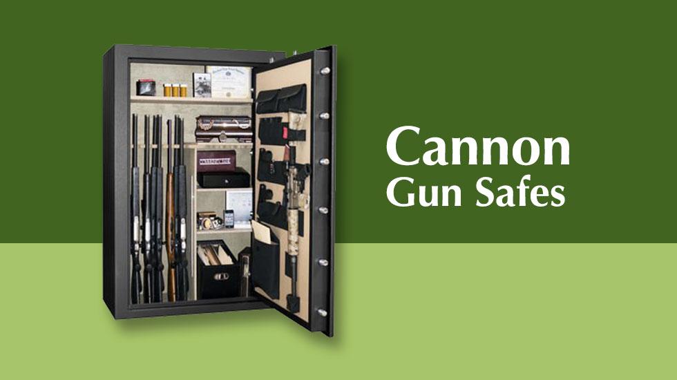 Cannon Gun Safes