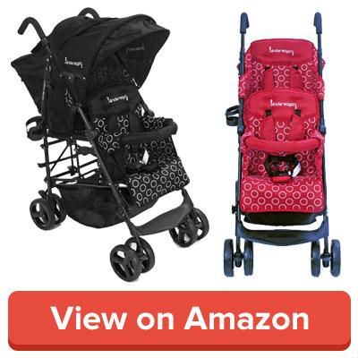 Kinderwagon Hop Tandem Stroller