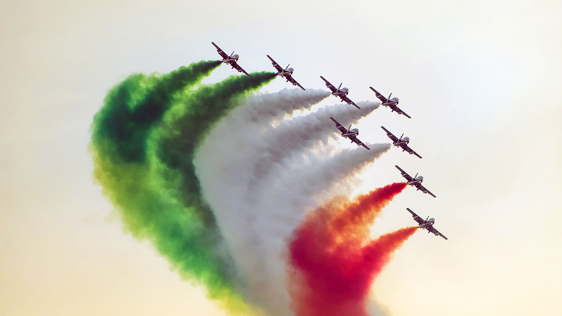Indian Air Force Fighter Jets Air Flag Show
