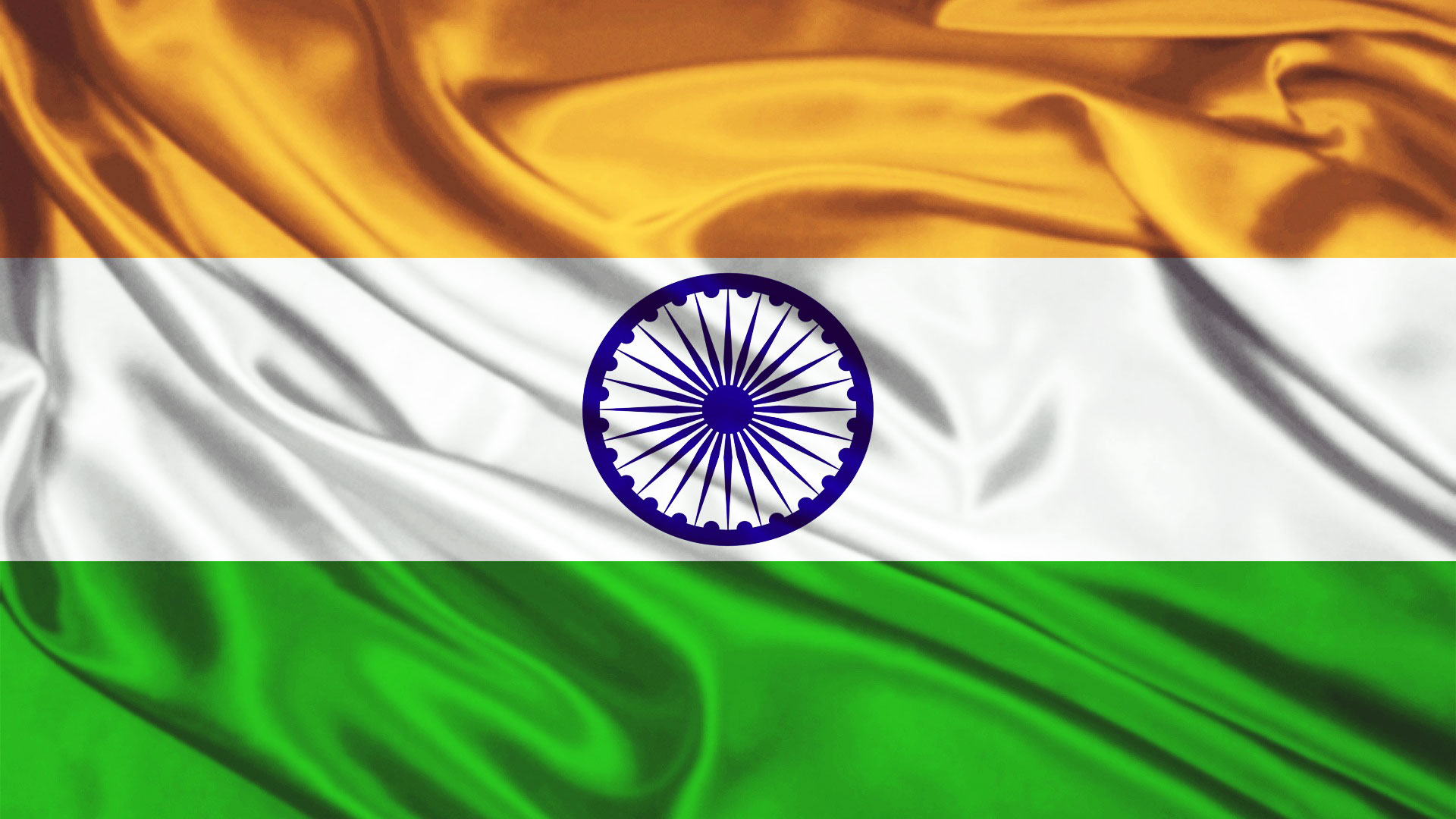 Indian Flag Silky