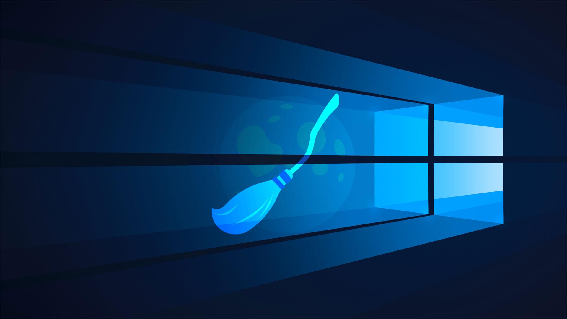 Clean Window 10