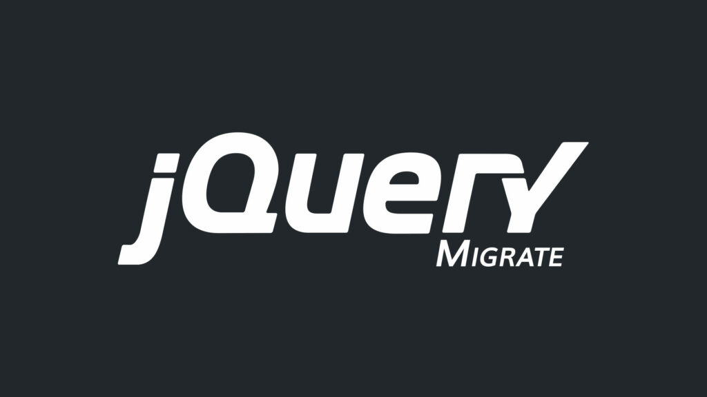 jQuery Migrate