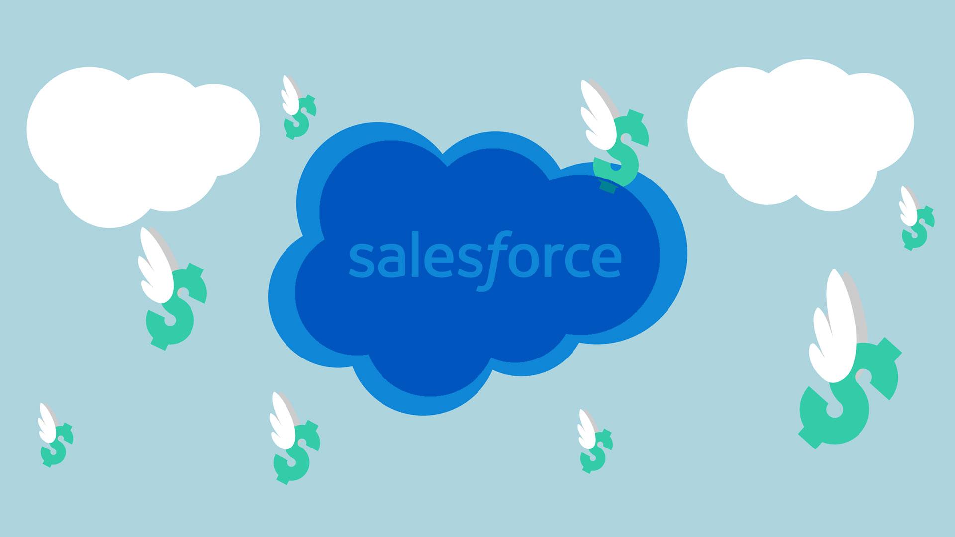 Benefits of Salesforce
