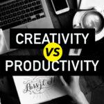 Creativity vs Productivity: Resolving the Conflict