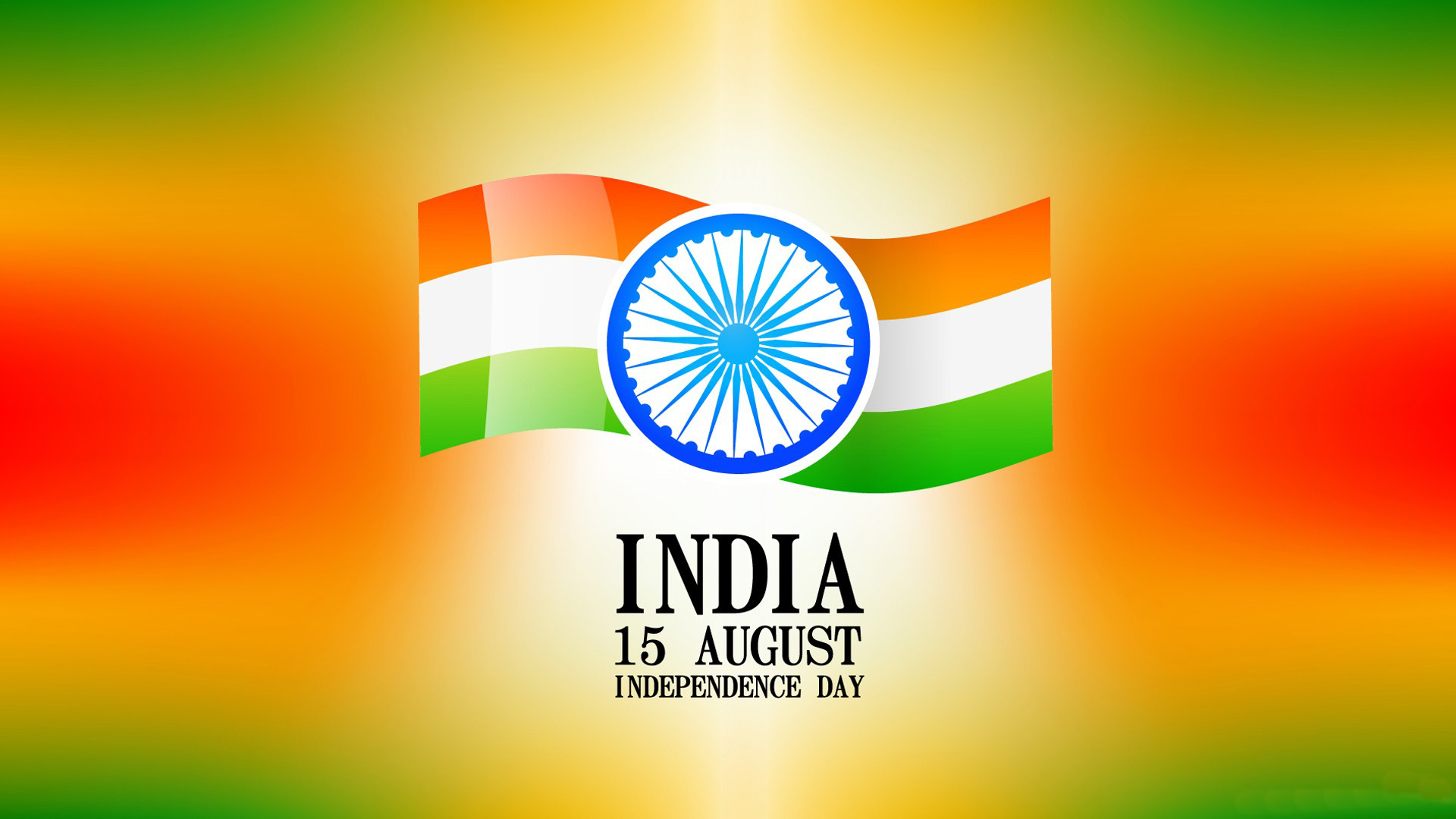 Indian Flag HD Wallpaper 15 August Independence Day