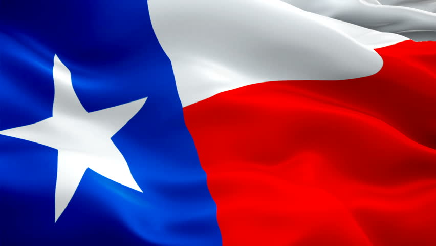 Texas Flag Picture Waving
