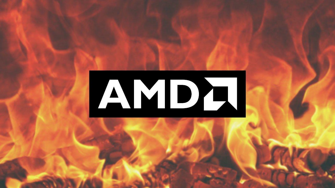 AMD on Fire