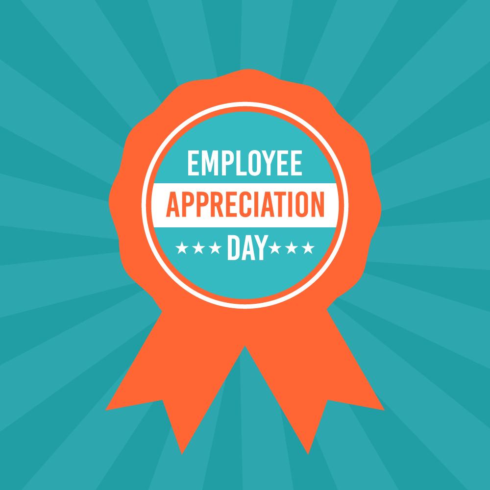 Employee Appreciation Day Badge
