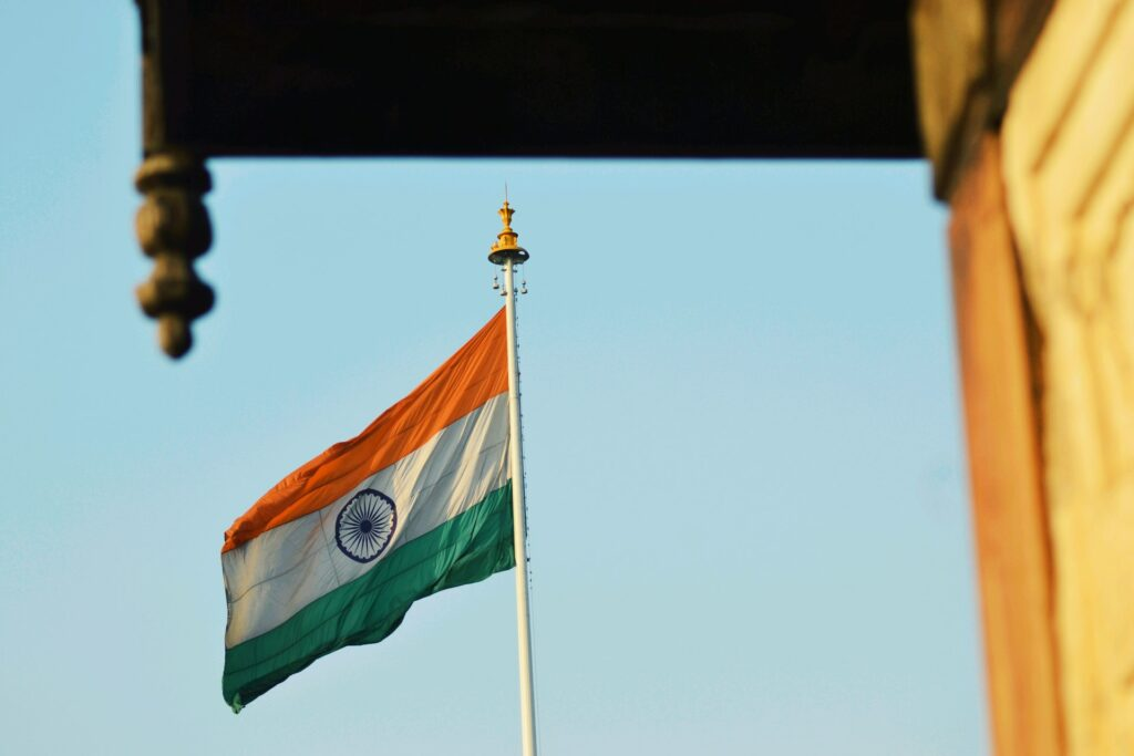 indian-flag-from-lal-qila